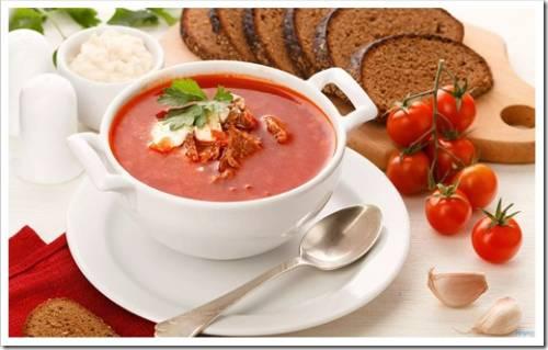 Какие ингредиенты потребуются для приготовления борща?