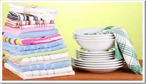 Полотенца в домашнем хозяйстве