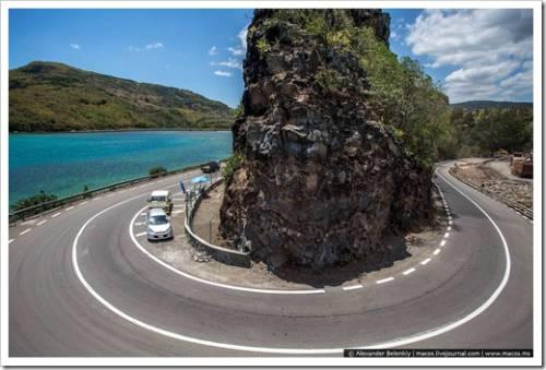 Особенности вождения автомобиля на Маврикий