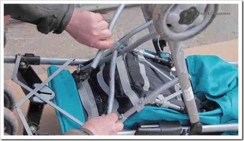 Наиболее распространённые виды поломок у детских колясок