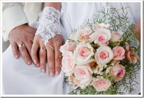 Счастливая свадьба — залог счастливой семейной жизни