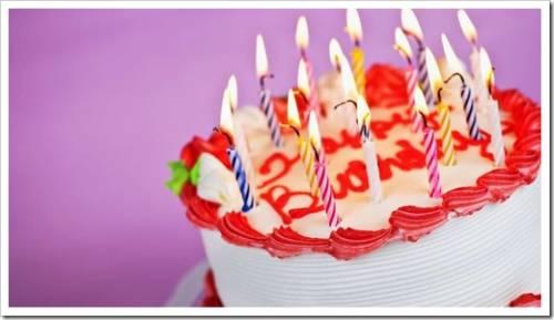 Лучшие торты на день рождения