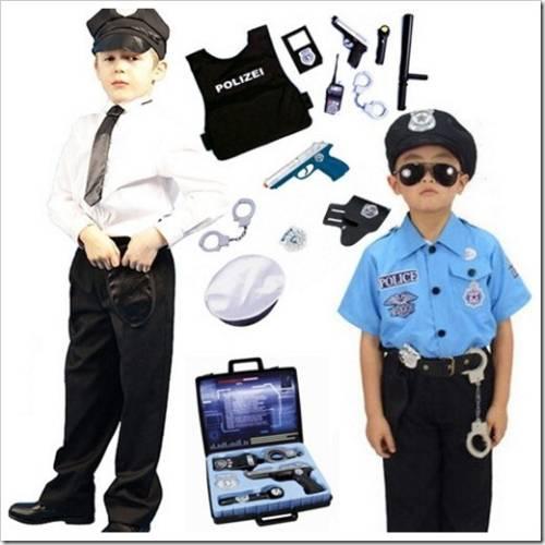 Какие элементы можно использовать в детском игровом костюме?