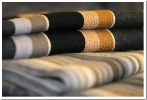 Нити, которые используются для производства ткани