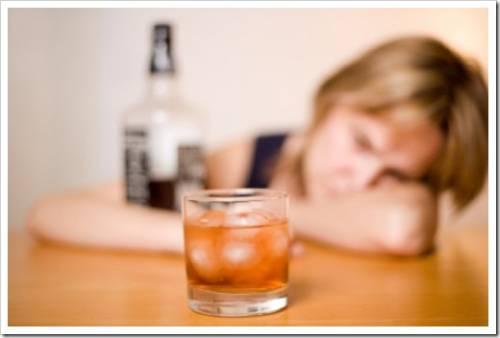Алкогольное влияние