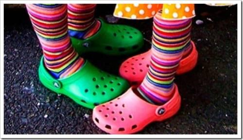 Почему кроксы так популярны не только среди взрослых, но и среди детей?