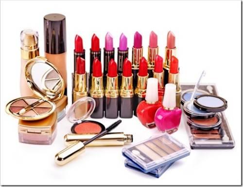Выбор декоративной косметики