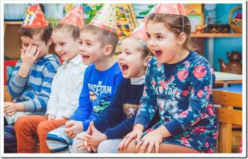 Фокусы на дне рождения ребенка