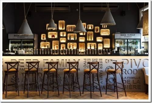 Сеть пивных ресторанов