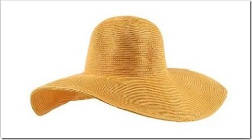 Кому не рекомендуется носить пляжные шляпы?