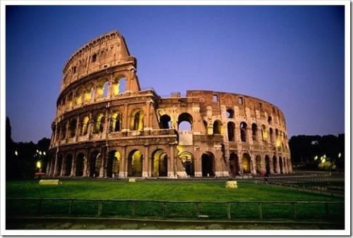 Римский Колизей и Ватикан