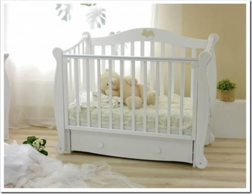 Как правильно выбрать кроватку для малыша