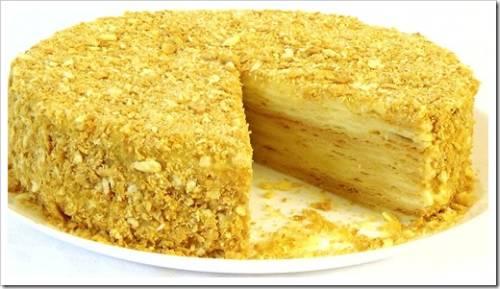 История происхождения торта Наполеон