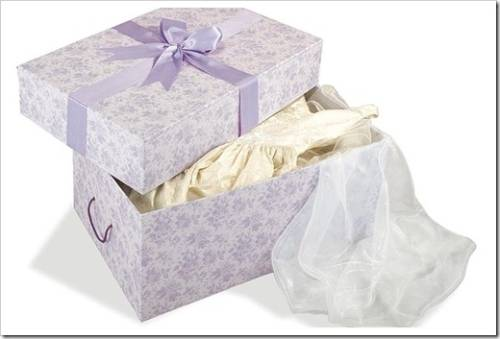 Использование парфюма и хранение аксессуаров