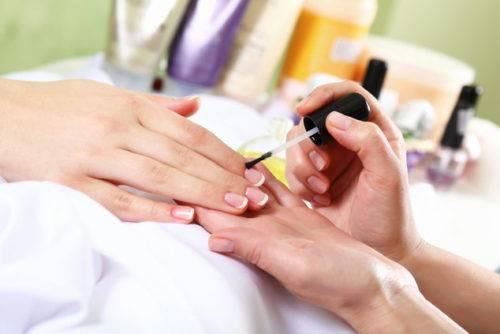 Как покрыть ногти гелем