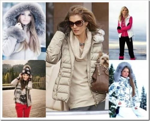 Зимний Стиль Одежды