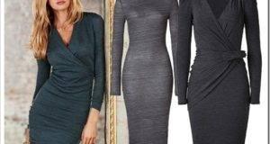 Сложности, которые могут возникнуть при ношении трикотажных платьев
