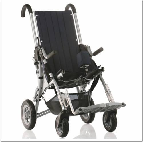 Особенности  коляски Отто Бокк Лиза