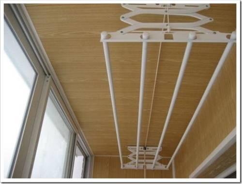 Как выбрать потолочную сушилку для белья