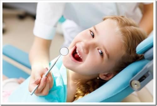 Детская стоматология в СПб