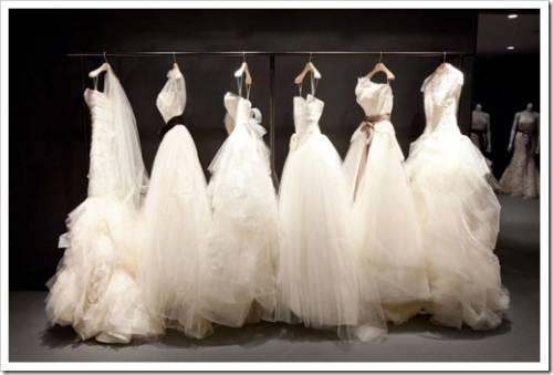 Что делать, если свадебное платье измялось?