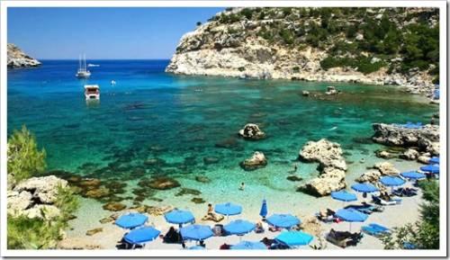 Где отдых в Греции будет наиболее насыщенным и интересным?