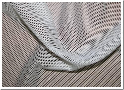 Раскрой и пошив сетчатых тканей