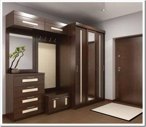 Расположение мебели в прихожей: основные правила