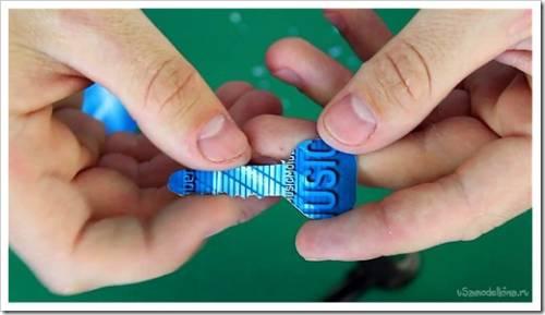 Вырезаем дубликат ключа