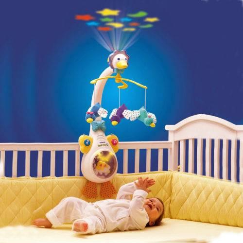 Что такое мобиль-проектор для ребенка