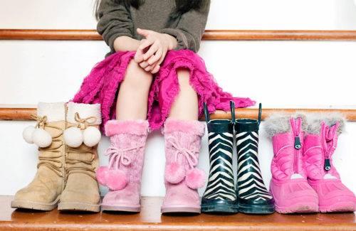 Как выбрать детскую зимнюю обувь