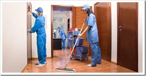 Вариативность выбора пакета услуг по уборке