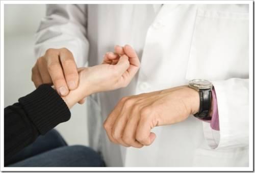 Определение частоты сердечных сокращений