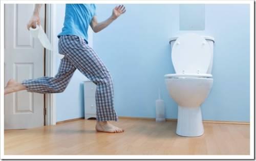Опасность диареи