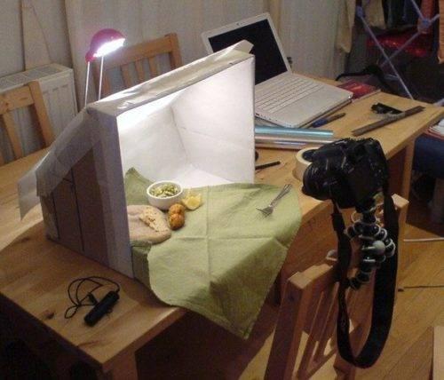 Как сделать фотофон своими руками<br> <br>