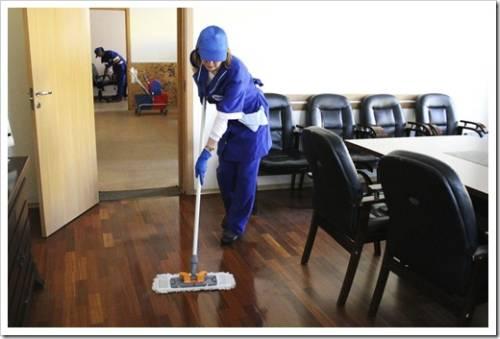 Генеральная уборка офиса: рабочее время – наивысшая ценность