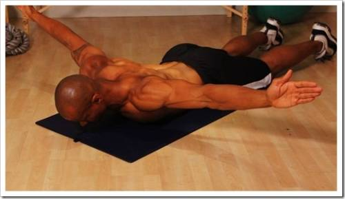 10 упражнений для хорошей осанки
