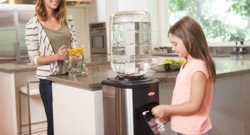 Как выбрать кулер для воды