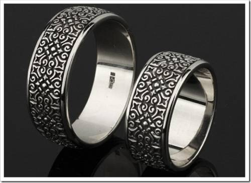 Славянские кольца