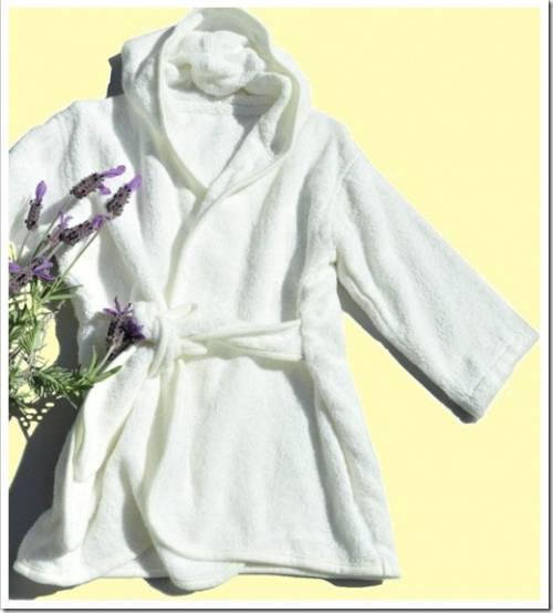 Лучшая ткань для детского халата