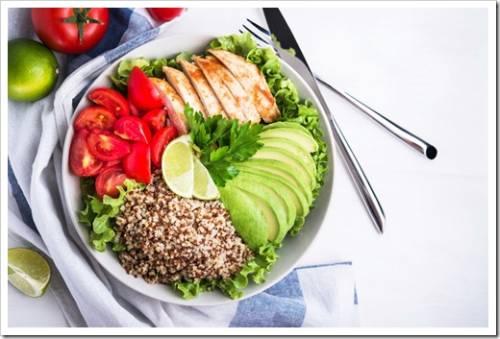 Правильное питание: составление рациона