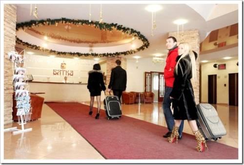 Фактические отличия гостиницы и отеля