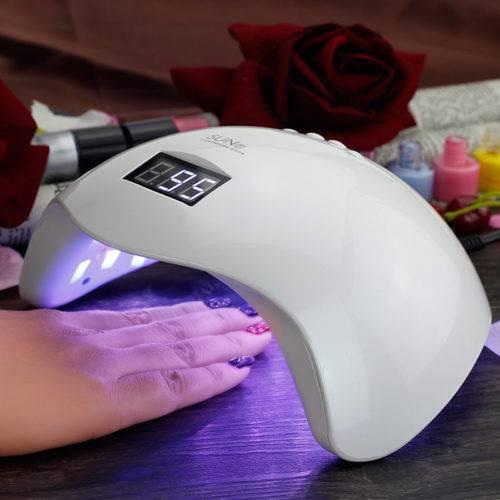 Как выбрать лампу для сушки гель лака