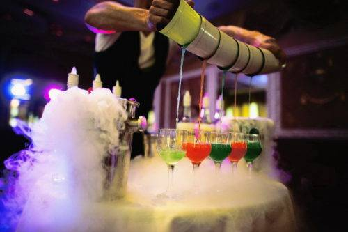 Что такое бармен шоу
