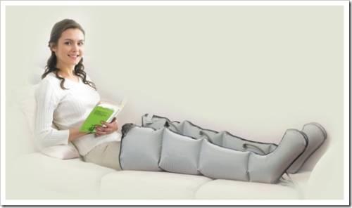 Прессотерапия – секрет легкости ваших ног