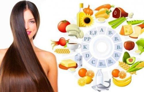 Какие витамины нужны для роста волос
