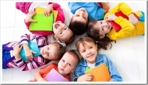 Обучение детей в игровой форме