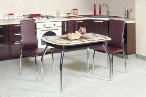 Какой высоты должен быть кухонный стол