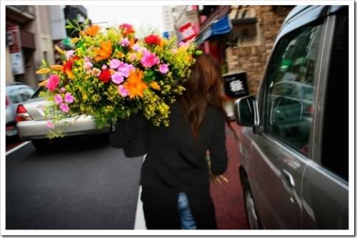 Стандартные условия заказа и доставки цветов