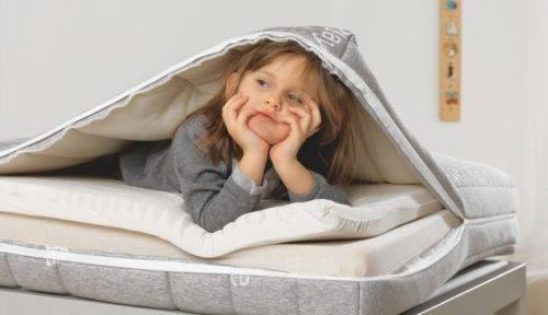 Как выбрать матрас для детской кровати